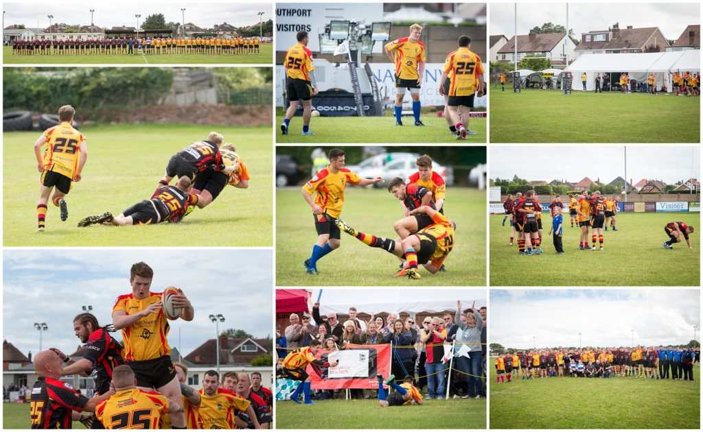 rugby, union, southport, club, world, record, attempt