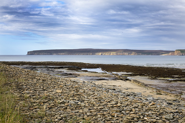 """Dunnet Bay"", Scotland, Atlantic, Ocean, north"
