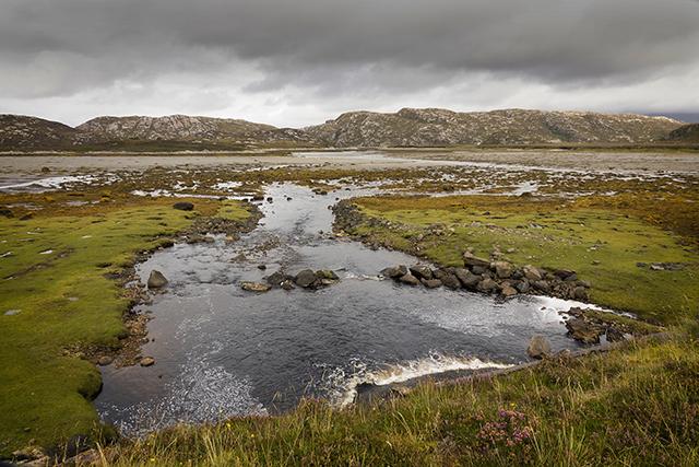 loch, lochan, water, sutherland