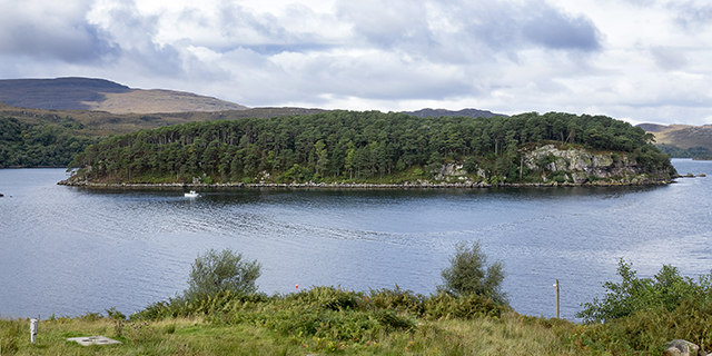 shieldaig, Scotland, South, NC500, village, wester, ross