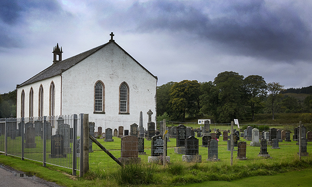 lochcarron, nc500, scotland, east, burial ground